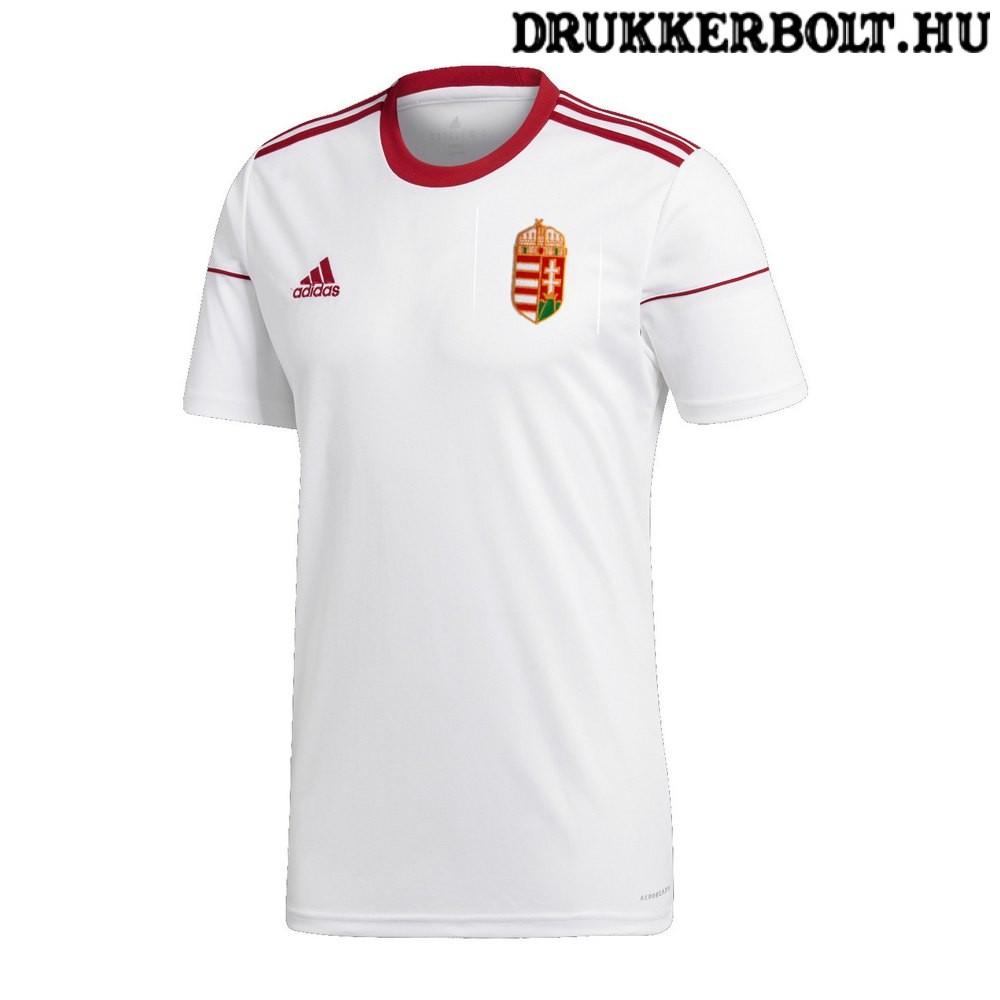 Adidas Magyar válogatott szurkolói mez - Adidas Magyarország mez hímzett  címerrel 0288ce4585