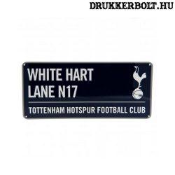 Tottenham Hotspur FC utcanévtábla - eredeti, hivatalos klubtermék