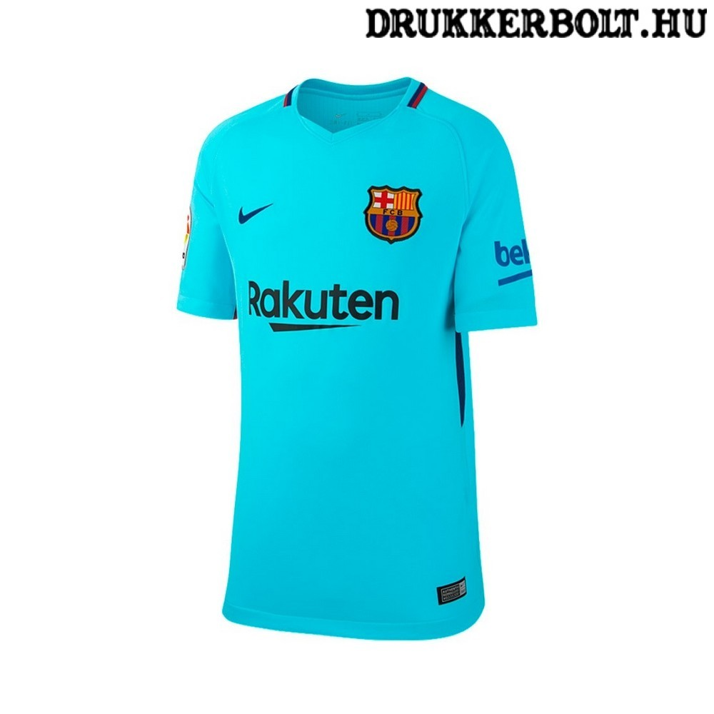 Nike FC Barcelona mez - hivatalos gyerek mez (idegenbeli ... 6f84cdda78