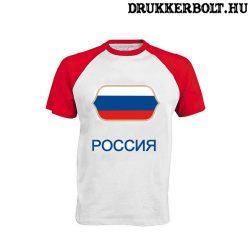 Orosz válogatott szurkolói póló - Rossija póló (pamut)
