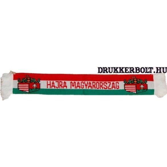 Hajrá Magyarország! - Hungary autós sál ( magyar válogatott sál)