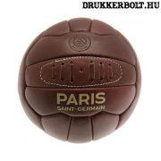 Paris Saint Germain retro bőrlabda - eredeti PSG gyűjtői termék!