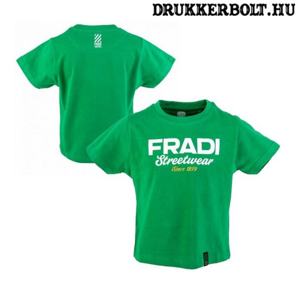 Ferencváros póló - Fradi Streetwear póló (gyerek)