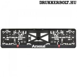 Arsenal rendszámtábla tartó (2 db) - Gunners szurkolói termék