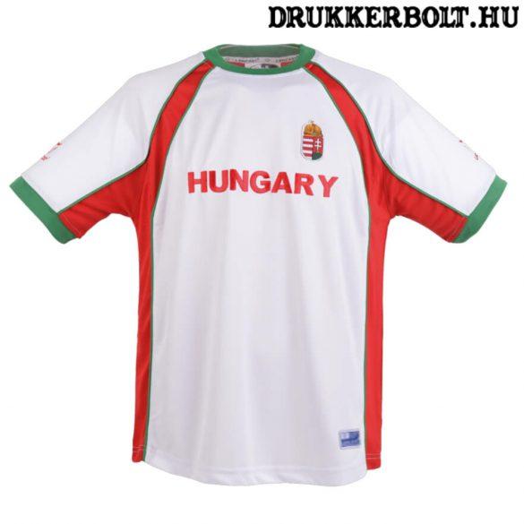 Magyarország szurkolói focimez (fehér) - magyar válogatott mez (akár felirattal is)