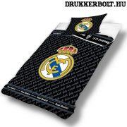 Real Madrid ágynemű garnitúra / szett - hivatalos klubtermék (fekete)