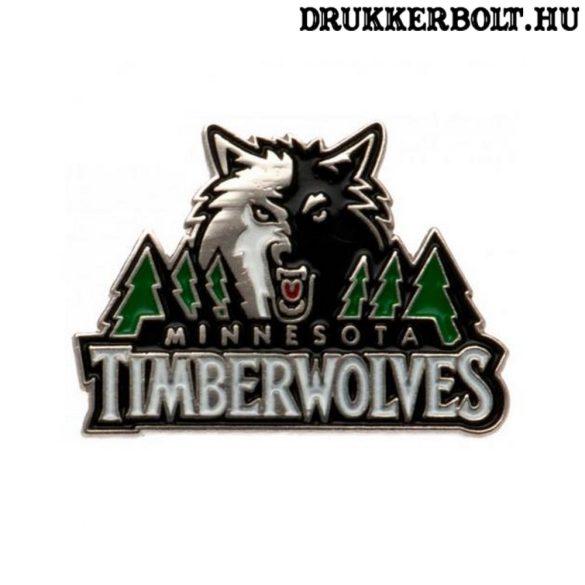 Minnesota Timberwolves kitűző - hivatalos NBA kitűző - eredeti klubtermék!