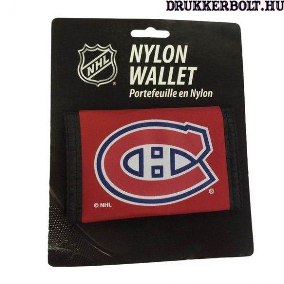 Montreal Canadiens pénztárca (eredeti, hivatalos NHL klubtermék)