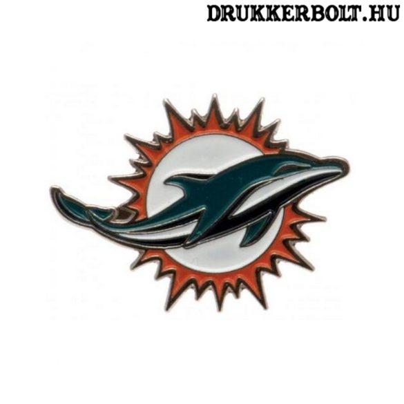 Miami Dolphins kitűző - hivatalos NFL kitűző - eredeti klubtermék!
