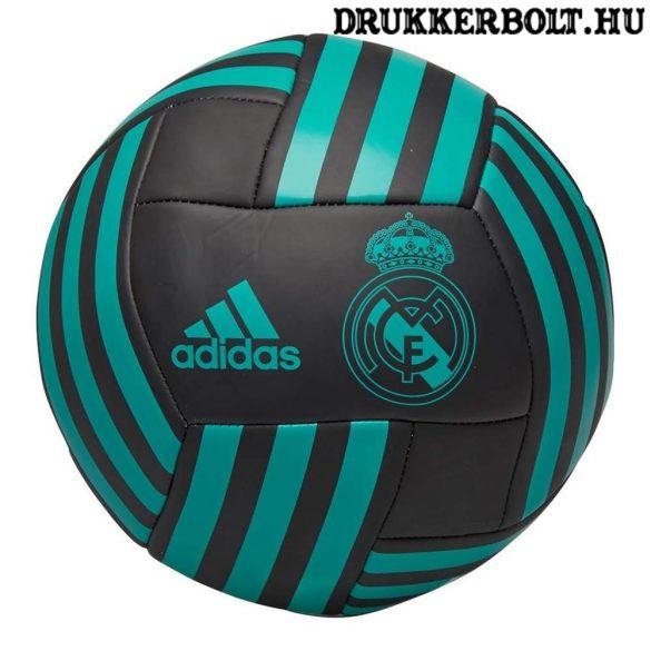 Adidas Real Madrid labda - normál méretű Real Madrid focilabda (fekete)