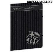 FC Barcelona dosszié (A/5 , fekete)
