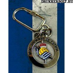 Real Sociedad kulcstartó - hivatalos klubtermék