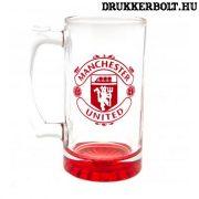 Manchester United söröskorsó - eredeti klubtermék
