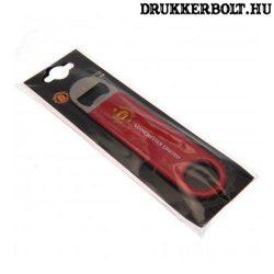 Manchester United hűtőmágnes sörnyitóval - eredeti, hivatalos MU termék