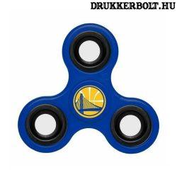 Golden State Warriors fidget spinner - Diztracto Spinnerz ujjpörgettyű kb.2 perces pörgési idővel! - eredeti, hivatalos NBA termék!