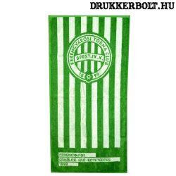 Ferencváros fürdőlepedő / Fradi óriás törölköző - hivatalos,eredeti FTC termék (140 x 70)