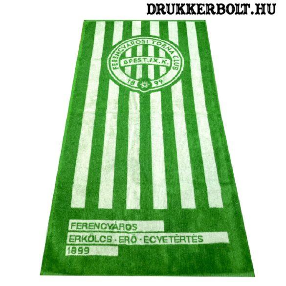 Ferencváros fürdőlepedő / Fradi törölköző - hivatalos,eredeti FTC termék (140 x 70)