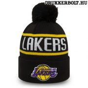 NEW ERA NBA Los Angeles Lakers baseball sapka - eredeti, hímzett snapback sapka