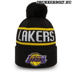 NEW ERA NBA Los Angeles Lakers kötött sapka - eredeti New Era kötött sapka
