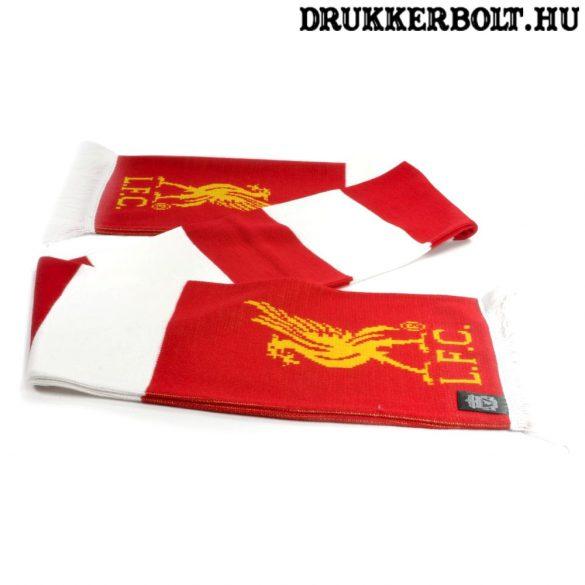 """Liverpool szurkolói sál """"csíkos"""" - eredeti, hivatalos LFC klubtermék"""