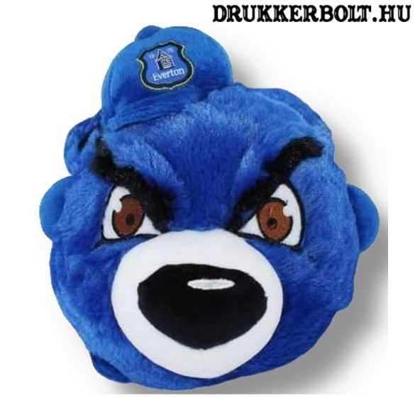 Everton Mad Bear plüss kabala (maci) - Everton maci