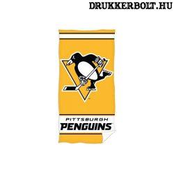 Pittsburgh Penguins törölköző - Pittsburgh Penguins óriás strandtörölköző (eredeti NHL klubtermék)