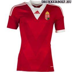 Adidas Magyar válogatott szurkolói mez (gyerek) - Formotion Adidas mez hímzett címerrel (piros)