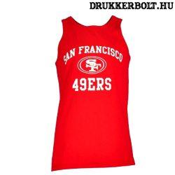 Majestic NFL San Francisco 49ers hivatalos ujjatlan mez / póló