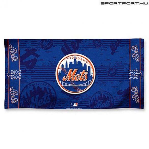 New York Mets óriás törölköző - eredeti, liszenszelt MLB klubtermék !!!