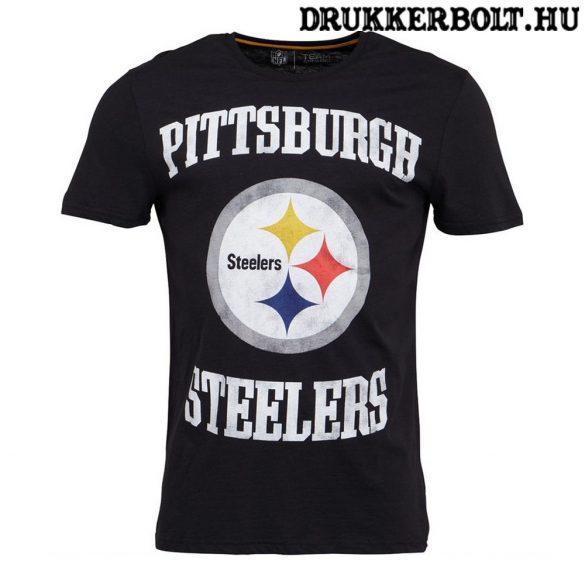 NFL Pittsburgh Steelers póló - Steelers Streetwear collection póló (pamut)