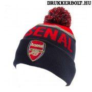 Arsenal kötött sapka - Arsenal sísapka (bojtos)