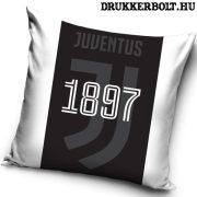 """Juventus kispárna huzat """"Black and White"""" - eredeti, hivatalos Juve termék"""