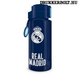 Real Madrid kulacs - műanyag Real kulacs címerrel (650 ml)