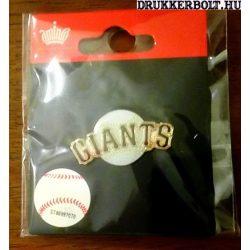 San Francisco Giants MLB kitűző  - eredeti, hivatalos klubtermék