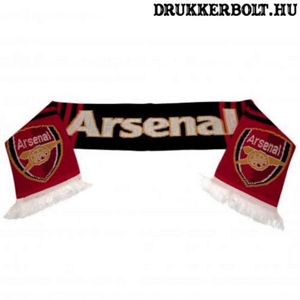 Arsenal sál - eredeti Gunners kötött sál (hivatalos klubtermék)