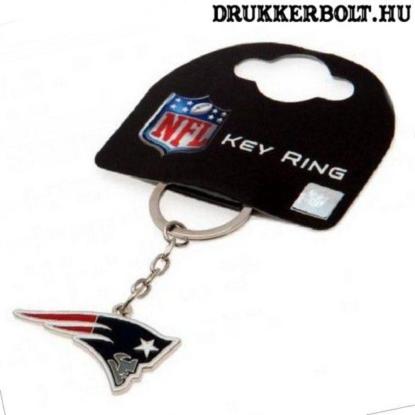 New England Patriots NFL kulcstartó - eredeti, hivatalos klubtermék