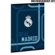 Real Madrid vonalas füzet A/5 méretben (4. osztálytól)
