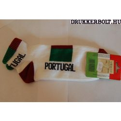Portugália / portugál szurkolói zokni (41-45)