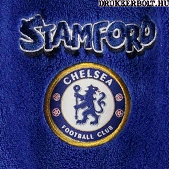 Chelsea FC pihe-puha fürdőköpeny (gyerek köntös) - eredeti, hivatalos klubtermék