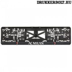 AC Milan rendszámtábla tartó (2 db) - Rossoneri szurkolói termék