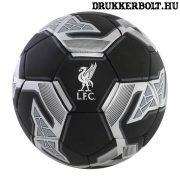 """Liverpool FC labda """"Black Signature"""" - normál (5-ös méretű) focilabda a csapat tagjainak aláírásával"""