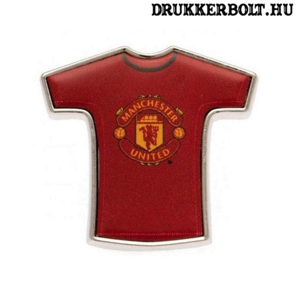 Manchester United kitűző / jelvény / nyakkendőtű (mez) - eredeti Man United  klubtermék