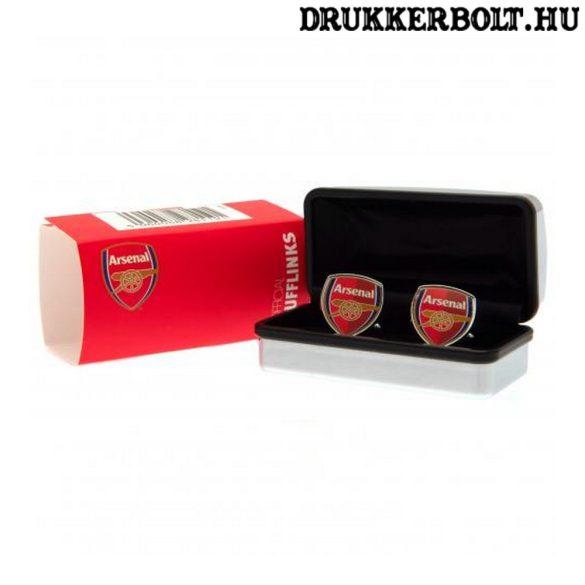 Arsenal Fc mandzsettagomb - eredeti Arsenal termék
