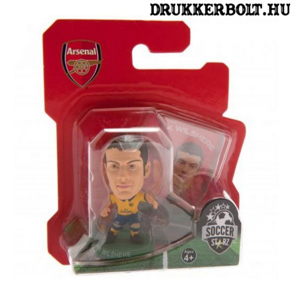 """Arsenal játékos figura """"WILSHERE"""" - Soccerstarz focisták"""