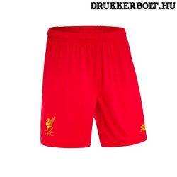 Liverpool FC rövidnadrág - eredeti, New Balance klubtermék (Liverpool gyerek short)