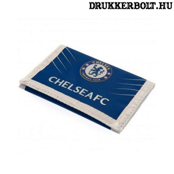 Chelsea FC pénztárca (csíkos) - eredeti, hivatalos klubtermék