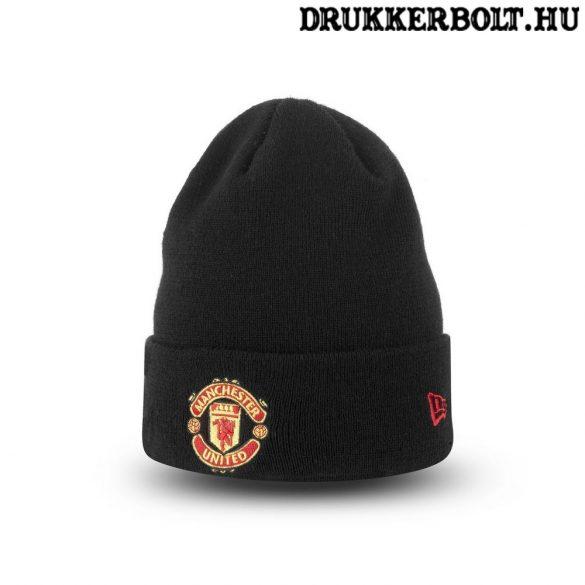 New Era Manchester United sapka - kötött fekete United sapka