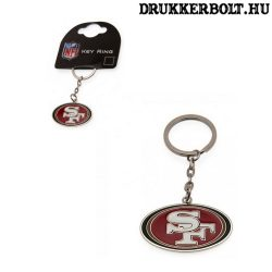 San Francisco 49ers NFL kulcstartó - eredeti, hivatalos klubtermék