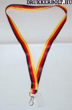Németország nyakpánt / passtartó - szurkolói termék
