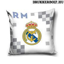 Real Madrid kispárna - eredeti, hivatalos ajándéktárgy! (fehér)